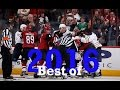 Top Ten NHL Hockey Fights of 2016
