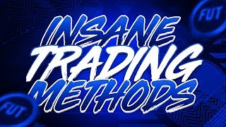 INSANE TRADING METHODS / SNIPING FILTERS! FIFA 19 Ultimate Team
