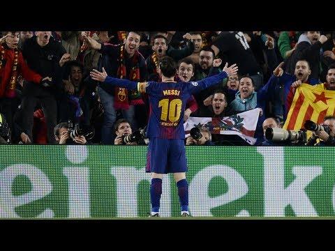 FC Barcelona Clasifica a Cuartos de Final de la UEFA Champions League (Radio Cadena Sonora 96.9)