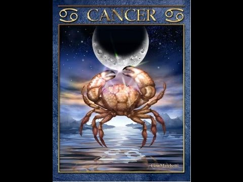 CANCER `THE CRAB * AUGUST 2015 *Clairvoyant Alchemy* #7 THE CHARIOT, Sensitivity, Protection