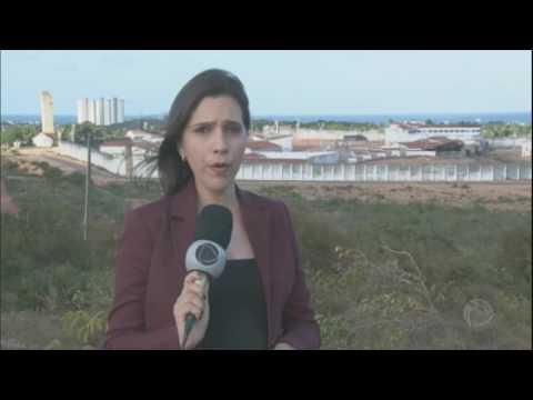 Rebelião deixa 26 presos mortos no maior presídio do Rio Grande do Norte