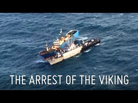 The Arrest of the Viking