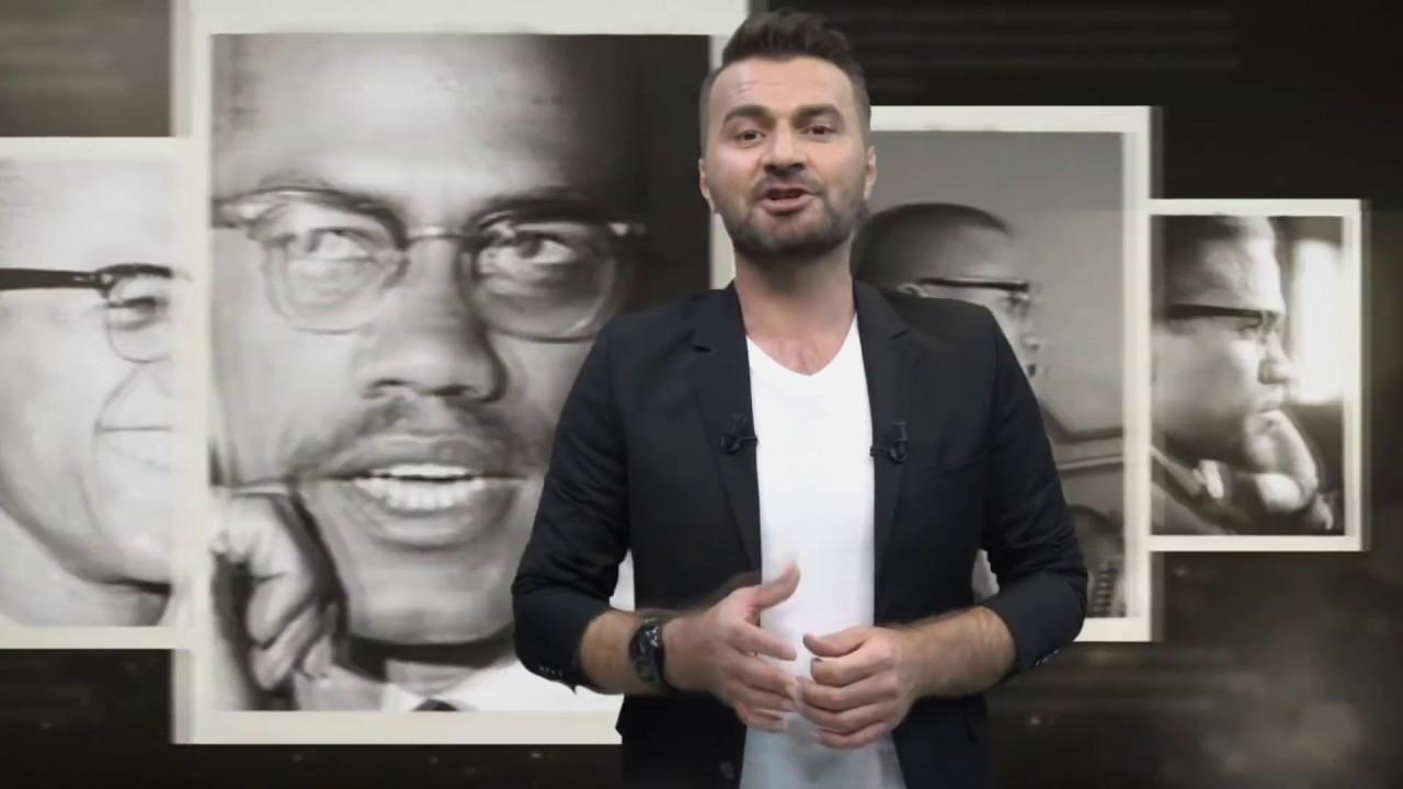 Malik El Şahbaz -  Nam-ı Diğer Malcolm X Aslen Kimdir ?