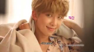 RM Cute and Funny Moments