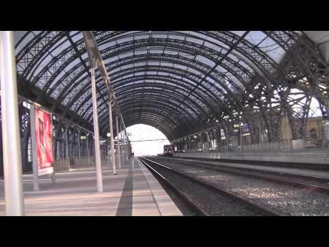 Dresden Hauptbahnhof - February 2011