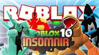 BEN 10 IN ROBLOX GAME IS BACK! (Blox Ten: Insomnia First Look)