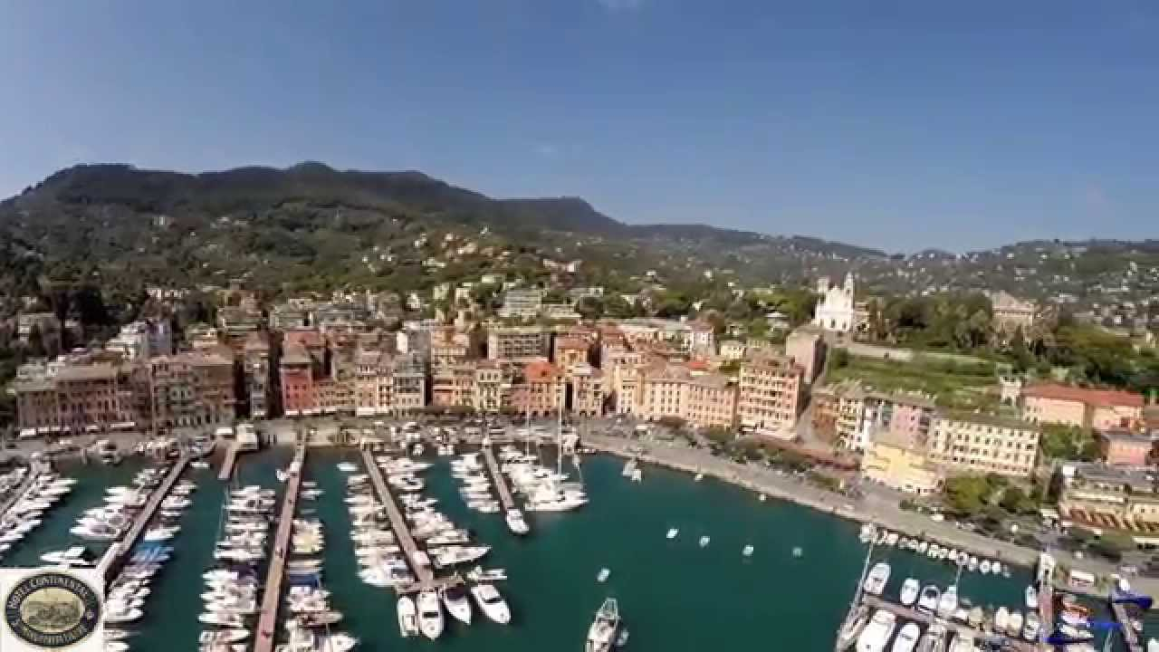 Hotel continental santa margherita ligure youtube for Hotel liguria milano
