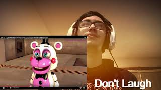 LandFox Try To Not Laugh To FNAF Try Not To Laugh #3