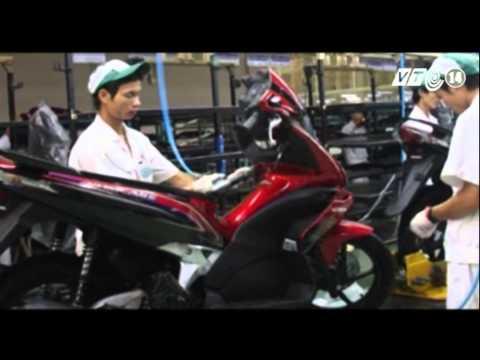 VTC14_Honda Việt Nam nộp gần 300 tỉ đồng truy thu thuế