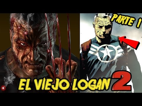 """EL VIEJO LOGAN REGRESA !!!!!! - OLD MAN LOGAN """"POST-SECRET WARS"""" - COMIC NARRADO PARTE 1"""
