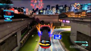 Cars 2: The Video Game - Jumpy Lightning Gameplay (Multi)