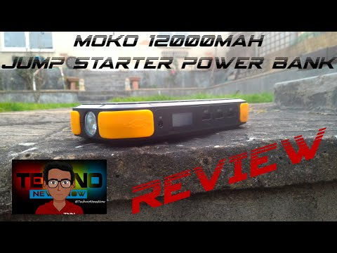 moko-12000mah-jump-starter-power-bank-review-|-most-powerful-power-bank-ever