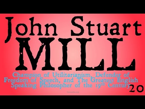 Who Was John Stuart Mill? (Famous Philosophers)
