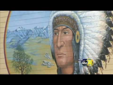 """Chowchilla Union High School phasing out """"Redskins"""" name, mascot -  ABC News"""