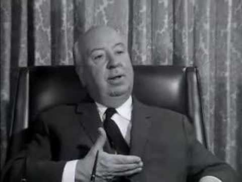 "Alfred Hitchcock demonstrates the ""Kuleshov Effect"""