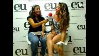 Twitcam Laura Padilla - eluniversal.com Parte 2