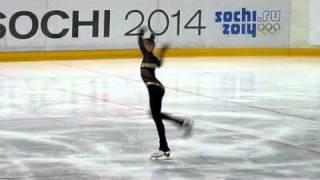 Елена Радионова, КП, 5 этап КР, Москва