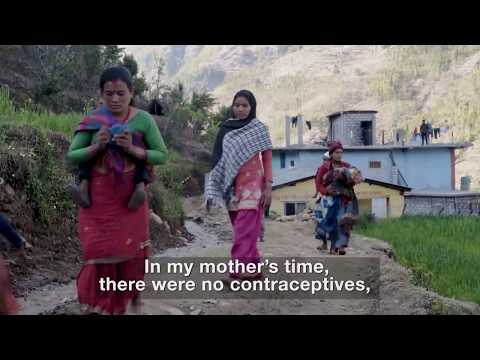Family planning in remote Nepal