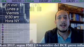 Punto 9 - Noticias Forex del 24 de Julio 2017
