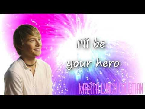 Hero - Sterling Knight (Starstruck) Lyrics
