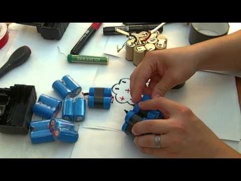 Charger des piles non rechargeables (méthode empirique) from YouTube · Duration:  3 minutes 2 seconds
