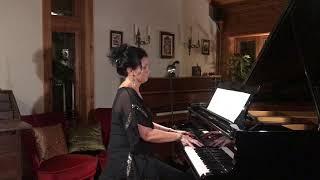 Fernando ABBA Ulrika A. Rosén, piano. (Piano Cover)