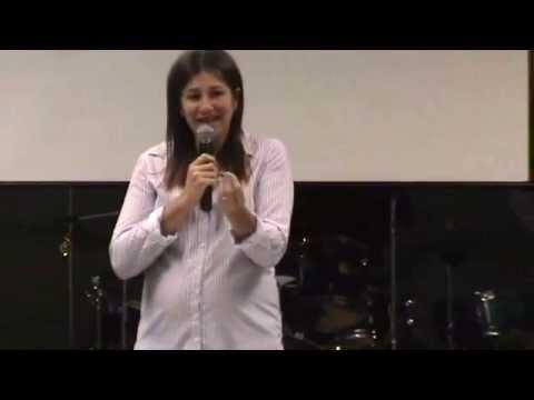ABERTURA DE CULTO   ----    SALMOS 1  ---  LUCI BARRETO  --  25/ 08/ 13
