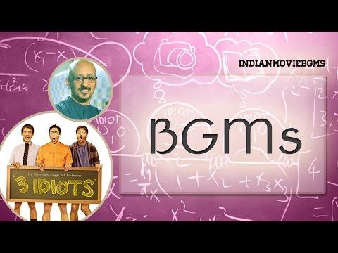 3 Idiots BGMs | Jukebox | IndianMovieBGMS