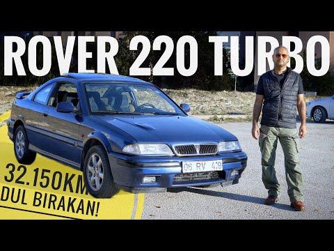 Rover 220 Turbo Tomcat - 32.150km'deki Dul Bırakan (Widowmaker)