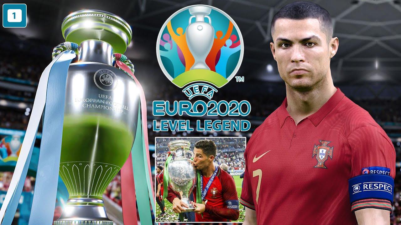 AYO KITA MULAI! PERJALANAN PORTUGAL UNTUK MENJADI SANG JUARA DI UEFA EURO 2020-2021 TERBARU! (1)