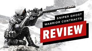 Sniper Ghost Warrior Contracts Review (Video Game Video Review)