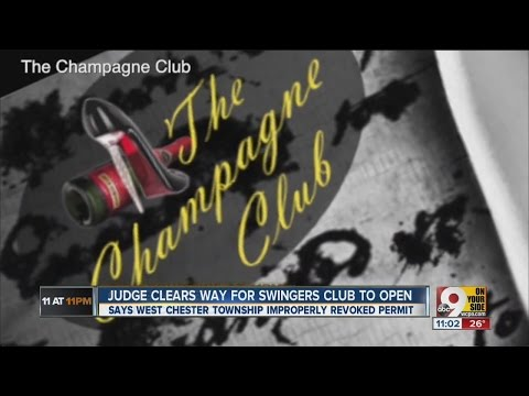 Champagne Club: Judge Clears Way For Swingers Club In West Chester