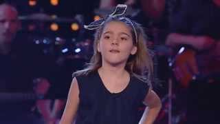 Joana Pereira VS Sara Monteiro VS Tatiana de Oliveira - Empire State of Mind - The Voice Kids