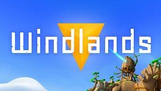 Windlands Oculus Touch Gameplay