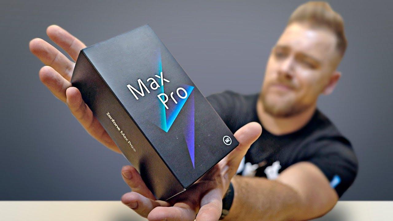 61454624fe53d34 Игровой Смарт за 18000 рублей! Zenfone Max Pro - YouTube