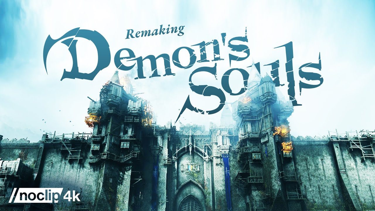 Demon's Souls: Remaking a PlayStation Classic - Documentary