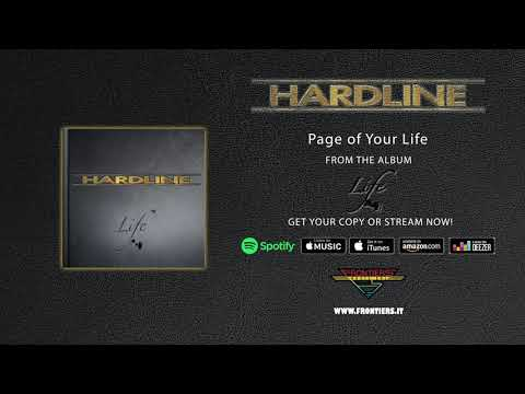 "Hardline - ""Page Of Your Life"" (Official Audio) Mp3"