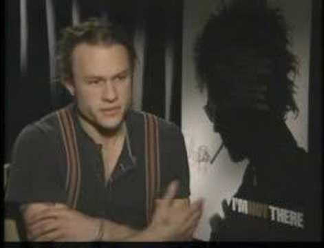 Heath Ledger Interview