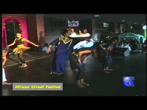 """G.B.T.V. CultureShare ARCHIVES 1993: MARIE BROOKS DANCE THEATRE  """"Dance Selection #4""""  (HD)"""