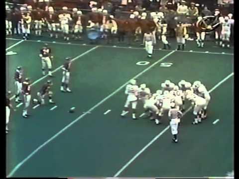 1969 Texas-Arkansas football game radio broadcast - YouTube