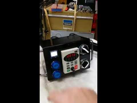 vfd install on bridgeport mill test youtube rh youtube com VFD Motor Wiring Chinese VFD Wiring