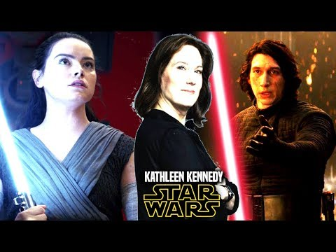 Kathleen Kennedy Not Leaving Star Wars Says Writer! & More (Star Wars News)