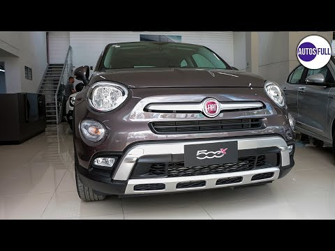 Fiat 500x | Un Italiano Lleno de Sorpresas