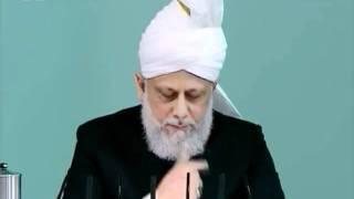 khaleefa tul masih khamis Faith inspiring stories of new converts to Islam Ahmadiyya clip7