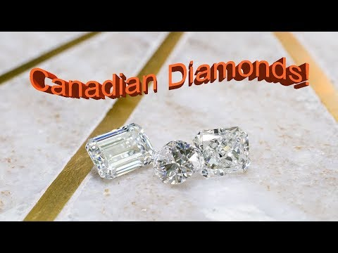 Canadian Diamonds: Everything You Need To Know