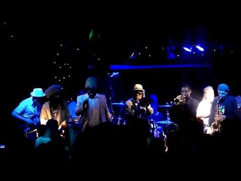 Vin Gordon + Real Rock band 'Warrior Charge' Song 9 Dingwalls