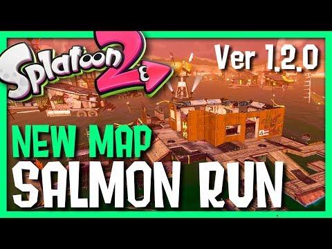 PLEINS DE NOUVEAUTÉS - Splatoon 2 - Version 1.2.0
