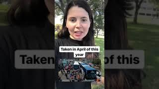 Viral migrant caravan photos: Real or Fake?