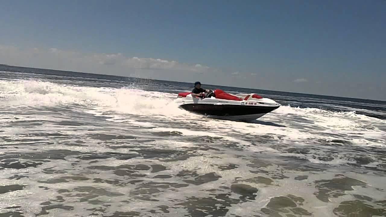 2011 Seadoo Speedster 150 255HP SCIC Top Speed Runs