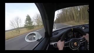 Porsche 991 GT3 RS Driving POV + Sound